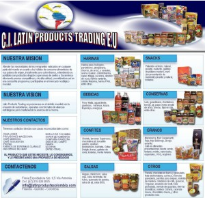 C.I Latin Products Trading E.U