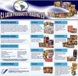 C.I Latin Products Trading E.U
